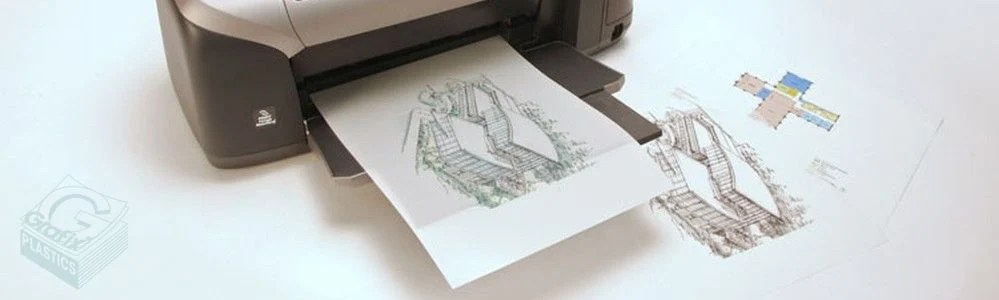Ppc Laser Printable Films Grafix Plastics