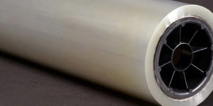 a roll of mylar polyester film