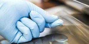Optical film lamination and handling