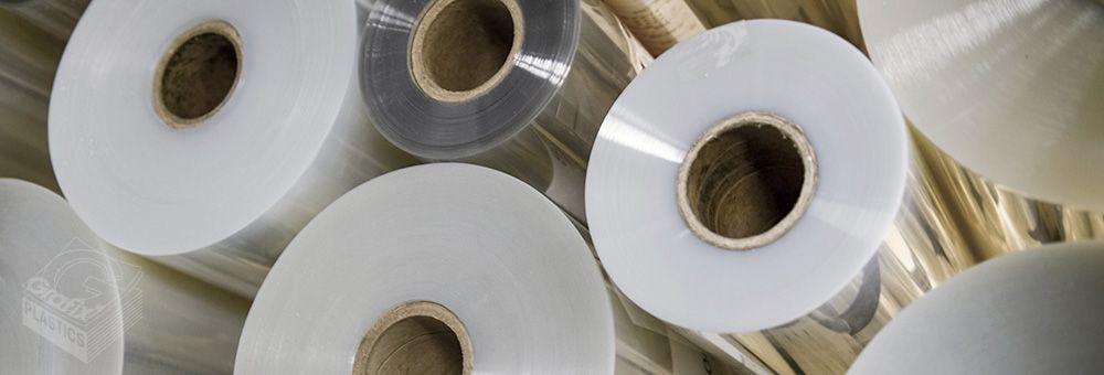 Our Materials: Plastic Film and Sheets - Grafix Plastics