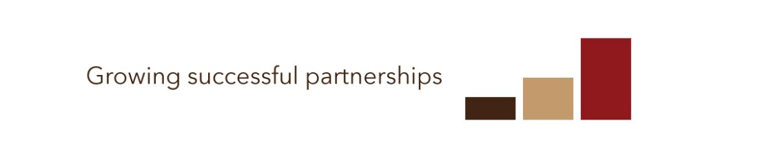 Graf Martin Communications Incs works with their clients to grow successful partnerships
