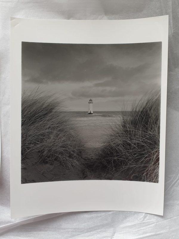 Talacre Lighthouse Darkroom Print