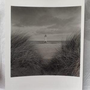 Talacre Lighthouse Darkroom Print