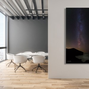 St agnes milkyway wall canvas