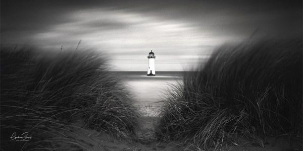 Talacre, Point of Ayr Lighthouse 2x1