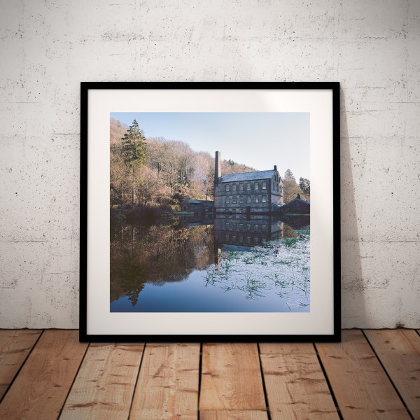 Gibson Mill Print