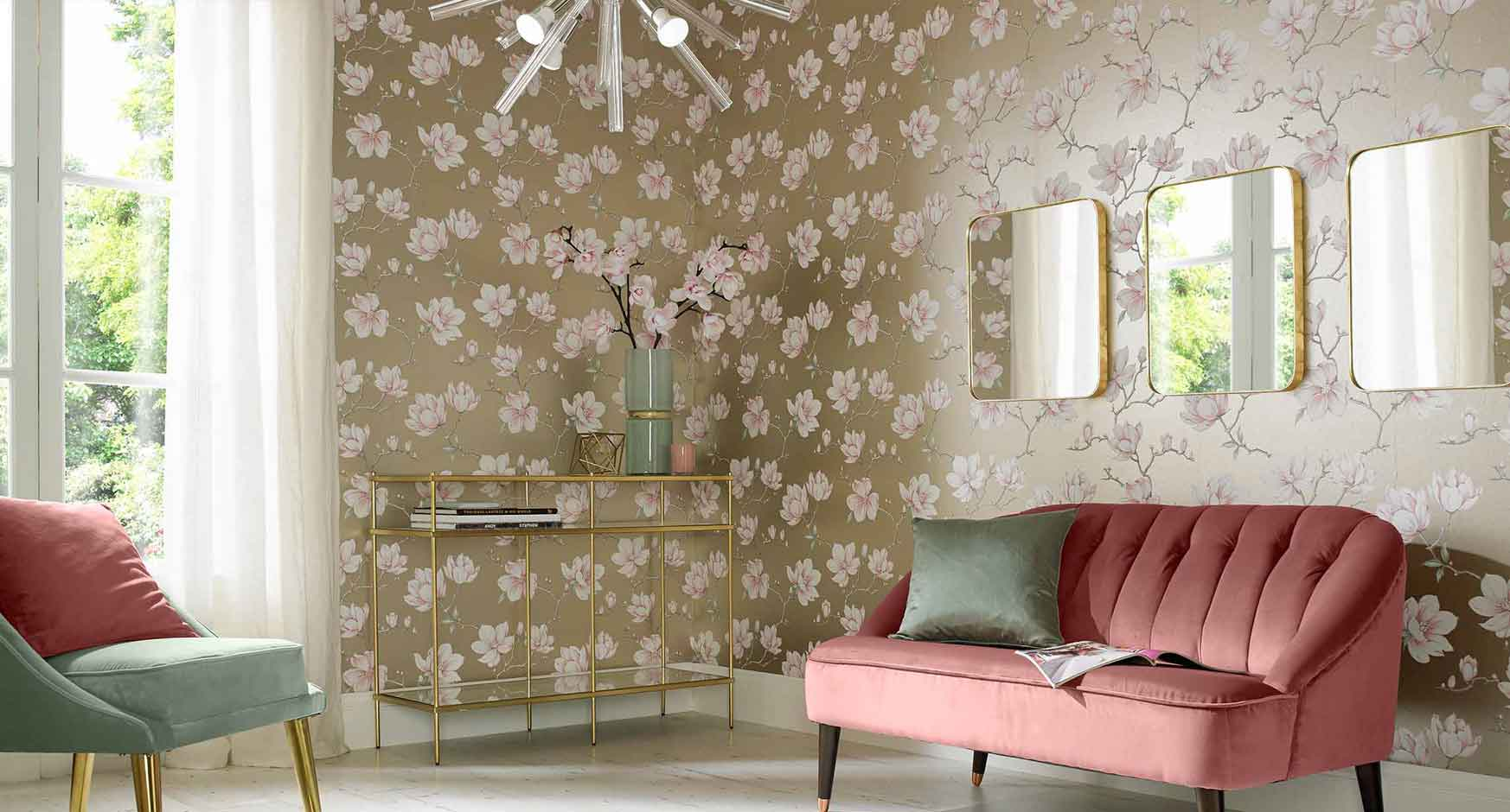 wallpaper ideas for living room india paint schemes with dark furniture   feature wall graham ...
