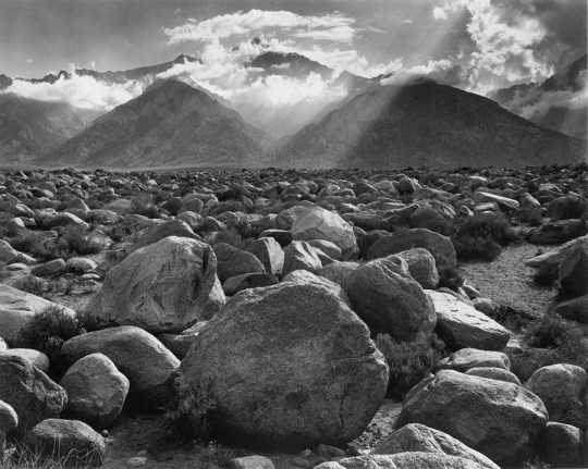 Ansel Adams Visualization