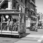 San Francisco's Chinatown Photography in Black and White