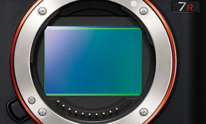 Sony A7R Full-Frame 36MP Sensor Same as Nikon D800 D800E