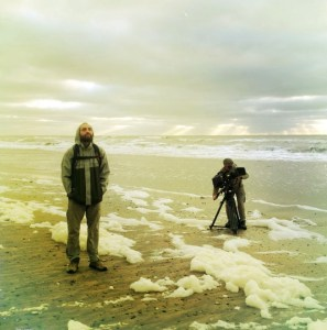 wildlife cameraman and beyond filming in Argentina