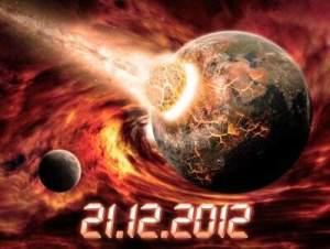 Planet Earth apocalypse 2012
