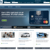 Screenshot of USAA.com