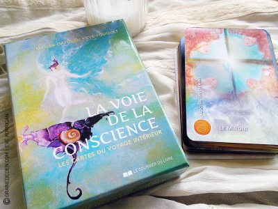 Les cartes La voie de la conscience - Oracle pour l'évolution personnelle et spirituelle.