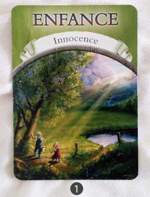 25 avril au 1 mai - Votre énergie de la semaine avec les cartes Magie de la Terre de Steven D. Farmer - Quelle sera votre énergie cette semaine - Graine d'Eden tarot et oracle divinatoires
