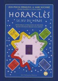 Horakles Le Jeu du Héros de Jean-Pascal Debailleul et Marc Kucharz - Graine d'Eden Tarots, Oracles divinatoires - Livres de développement personnel, spritualité