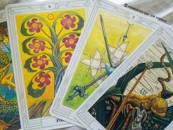 Tarot Miroir de tes relations de Gerd Ziegler et le Tarot de Thoth de Aleister Crowley - Graine d'Eden Tarots, Oracles divinatoires - Livres de développement personnel, spritualité