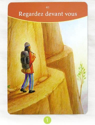 1 au 7 mai 2017 - Votre guidance de la semaine avec les Cartes Oracle La réponse est simple de Sonia Choquette - Graine d'Eden Tarots et Oracles divinatoires - avis, review, présentations