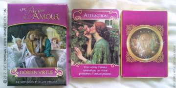 Les Anges de l'Amour Cartes Oracle