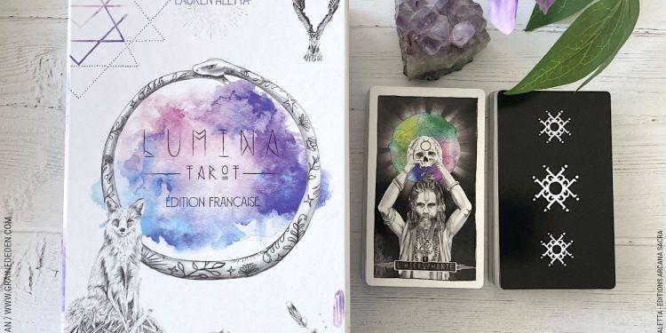 Lumina Tarot de Lauren Aletta
