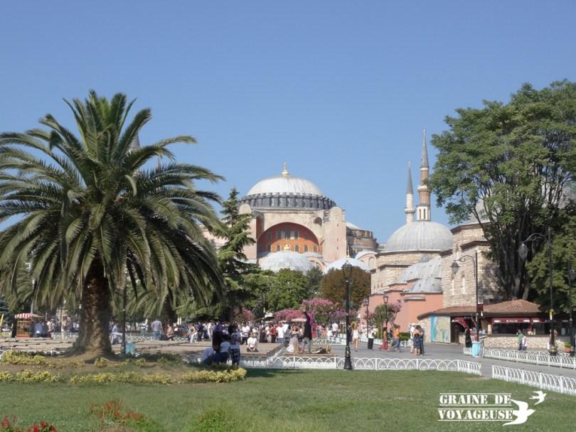 Aya Sophia Istanbul