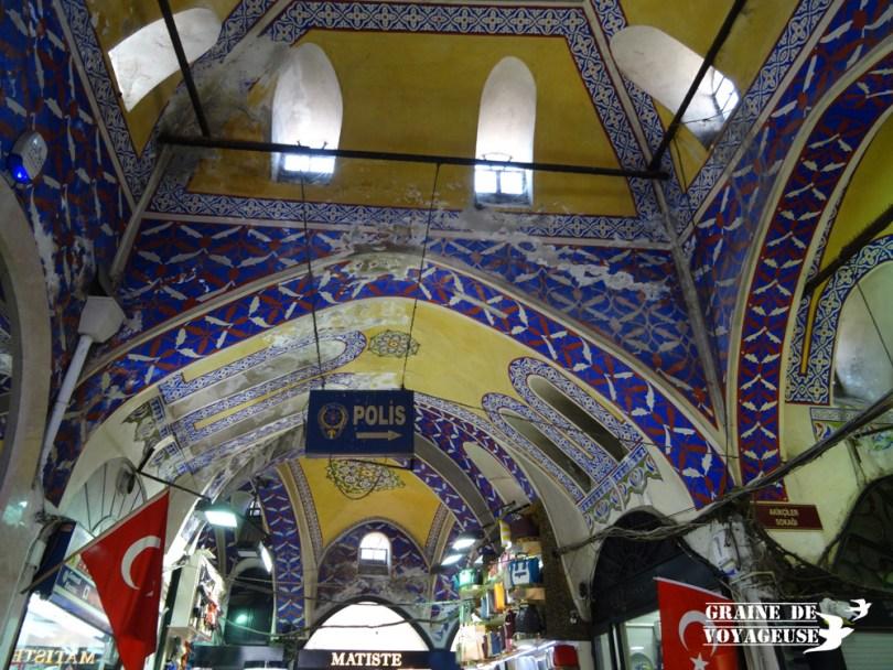 grand bazar Istanbul Turquie