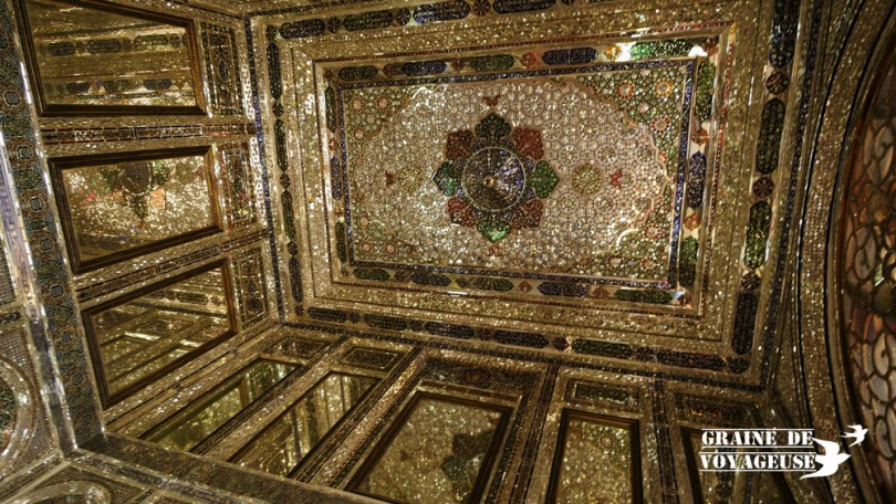 maison ghavam naranjestan museum shiraz iran