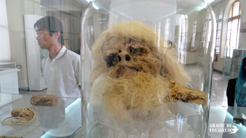 homme de sel iran musée national