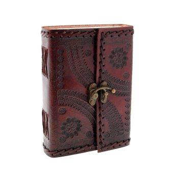carnet de voyage cuir