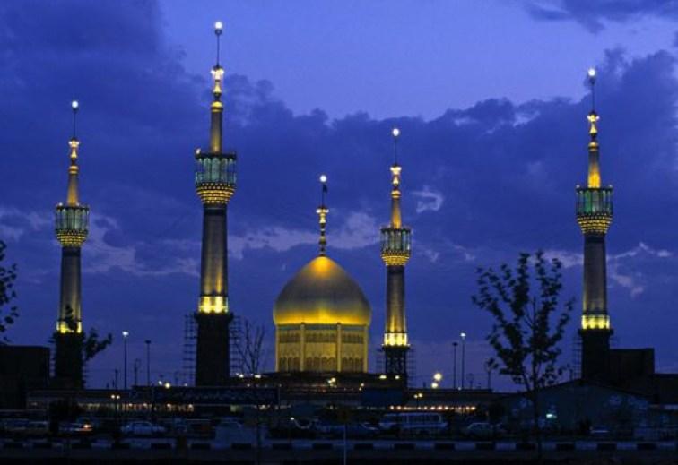 mausolée khomeiny