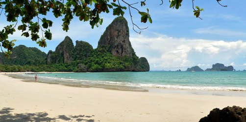 Railay Ouest © Your Krabi