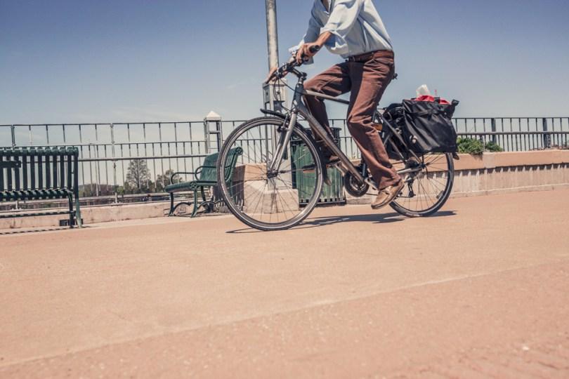 vélo homme route