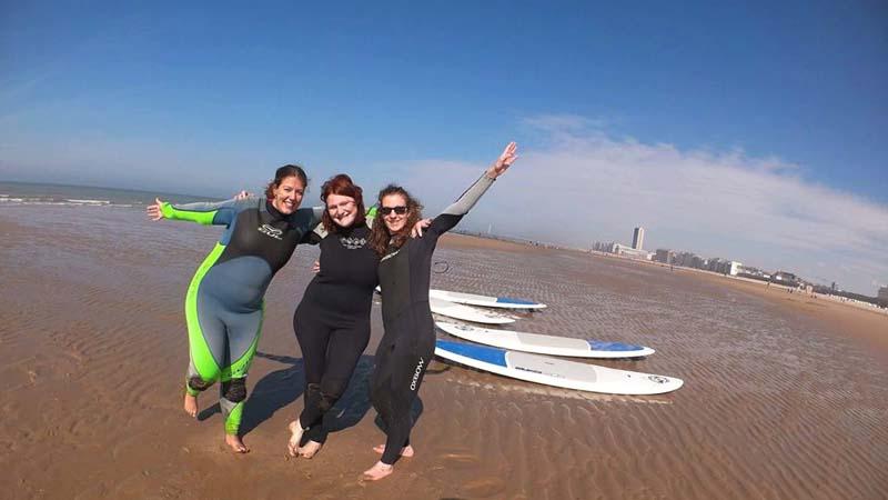 paddle ostende belgique