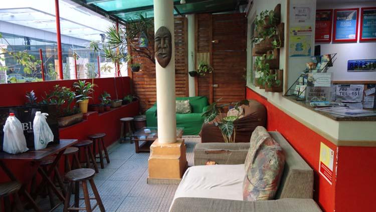 El Misti Hostel Copacabana