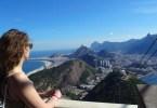 Rio vue depuis Pain de Sucre