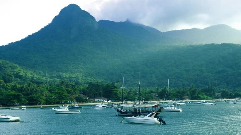 ilha grande bateau