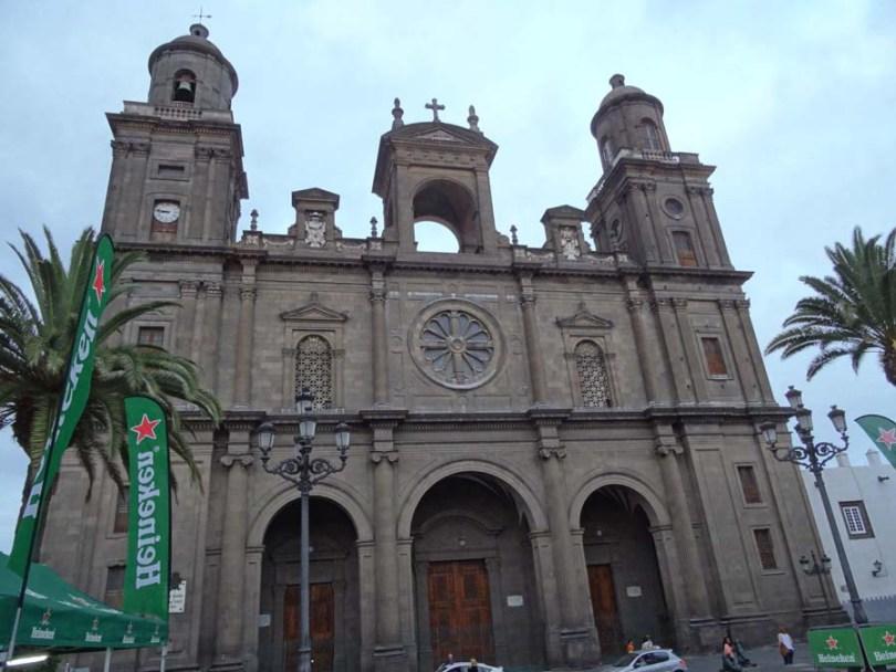 Gran Canaria - cathédrale