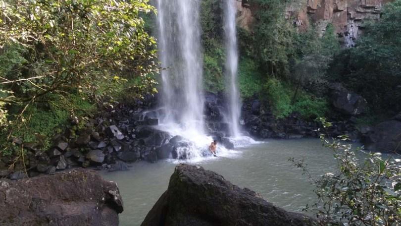 Iguazu Argentine Macuco