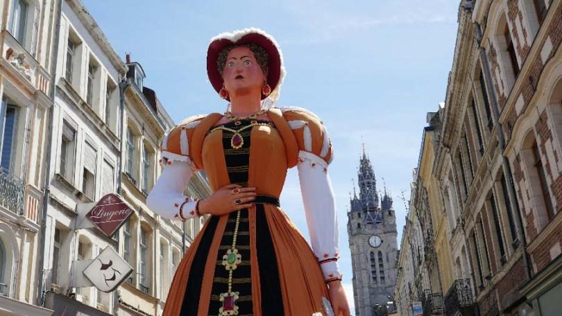 Fête de Gayant - Douai