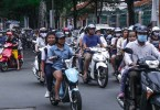 Rue scooter ho chi minh