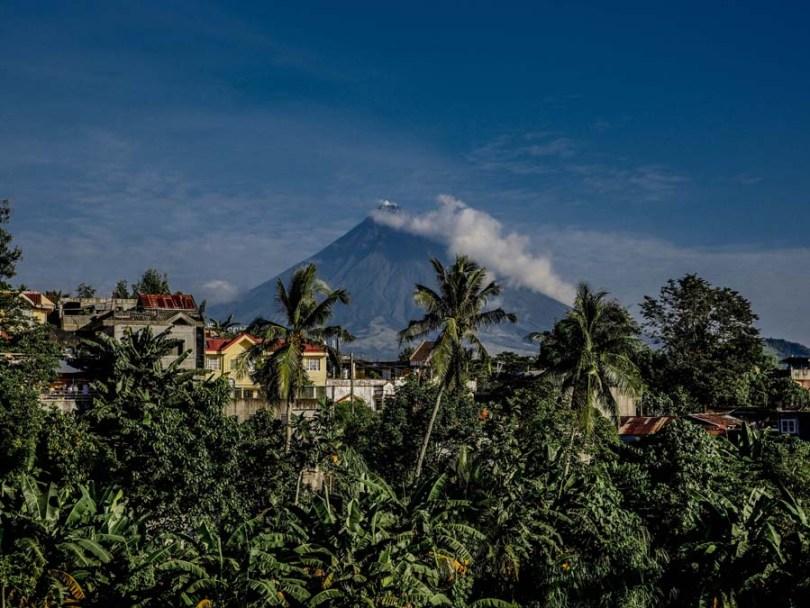 Volcan de Legazpi
