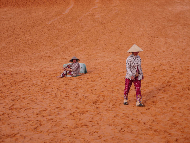 Dunes rouges de Mui Ne