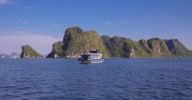 Choisir une agence à Halong Bay