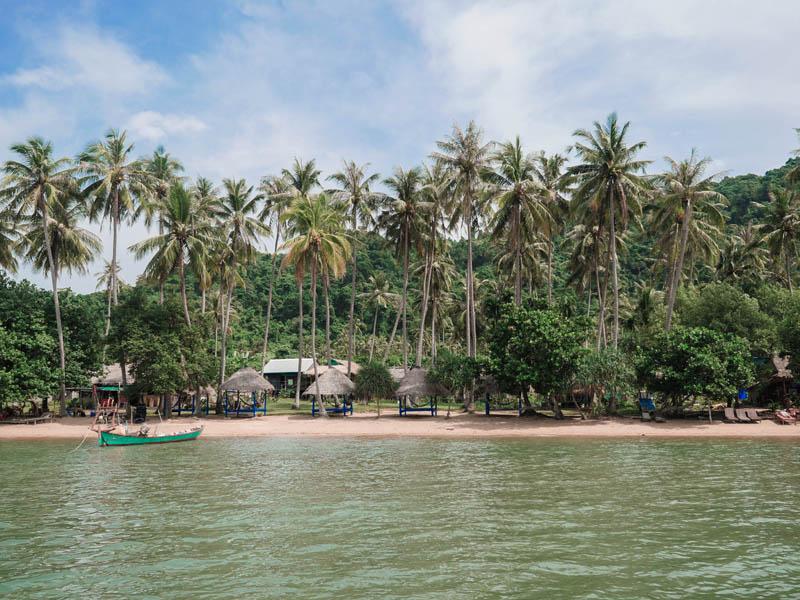 L'île de Koh Tonsay