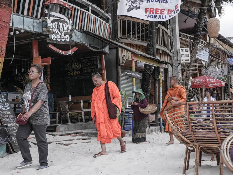 Koh Rong Le Village