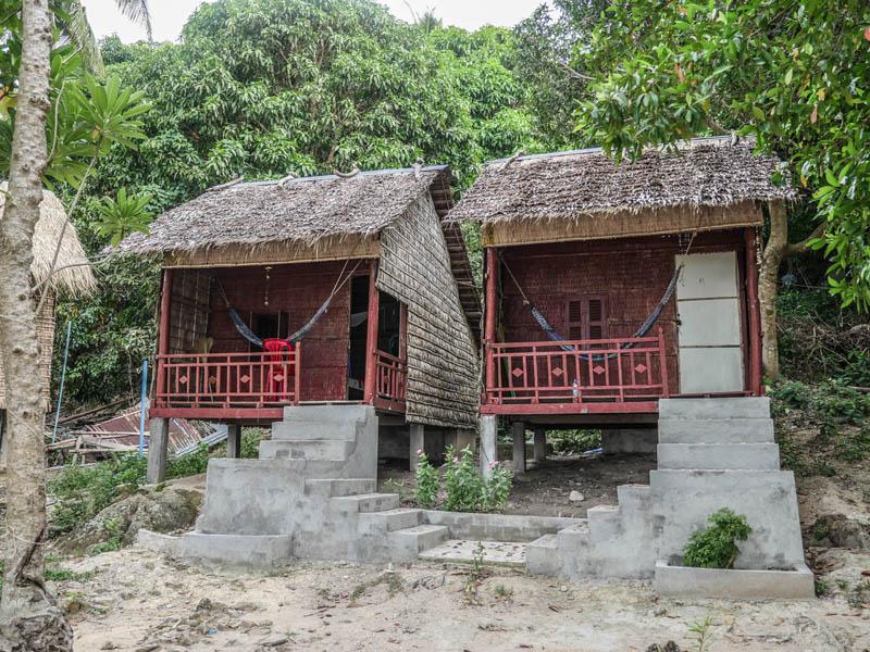 Koh Tunsay bungalow