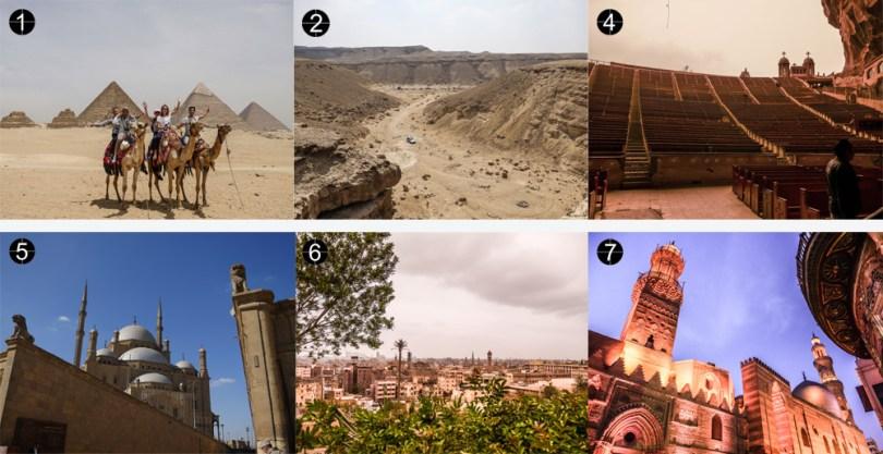 Que visiter au Caire - guide complet pour un voyage au Caire
