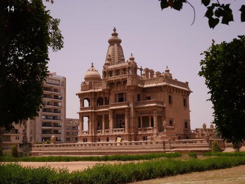 Baron Empain Palace au Caire