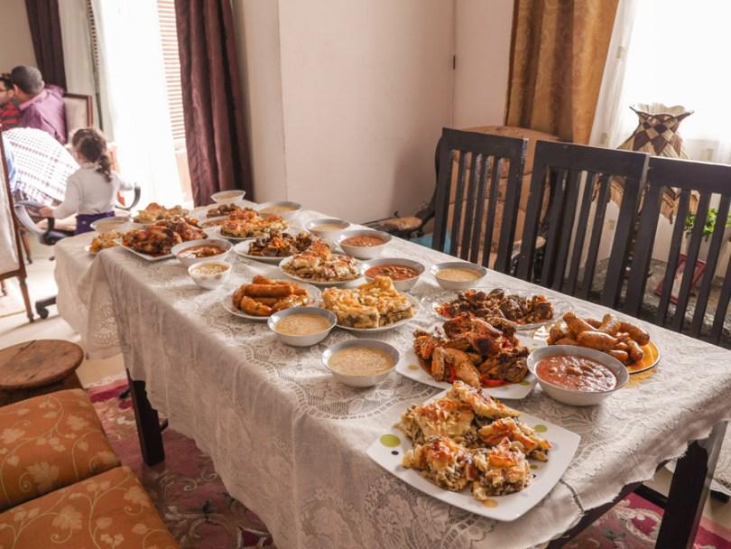 Retrouver l'appétit en voyage