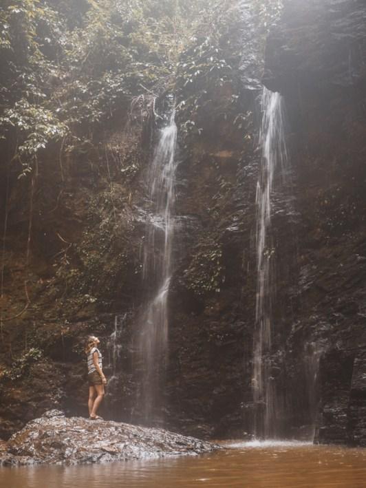 Cascade Khlong Chak koh lanta